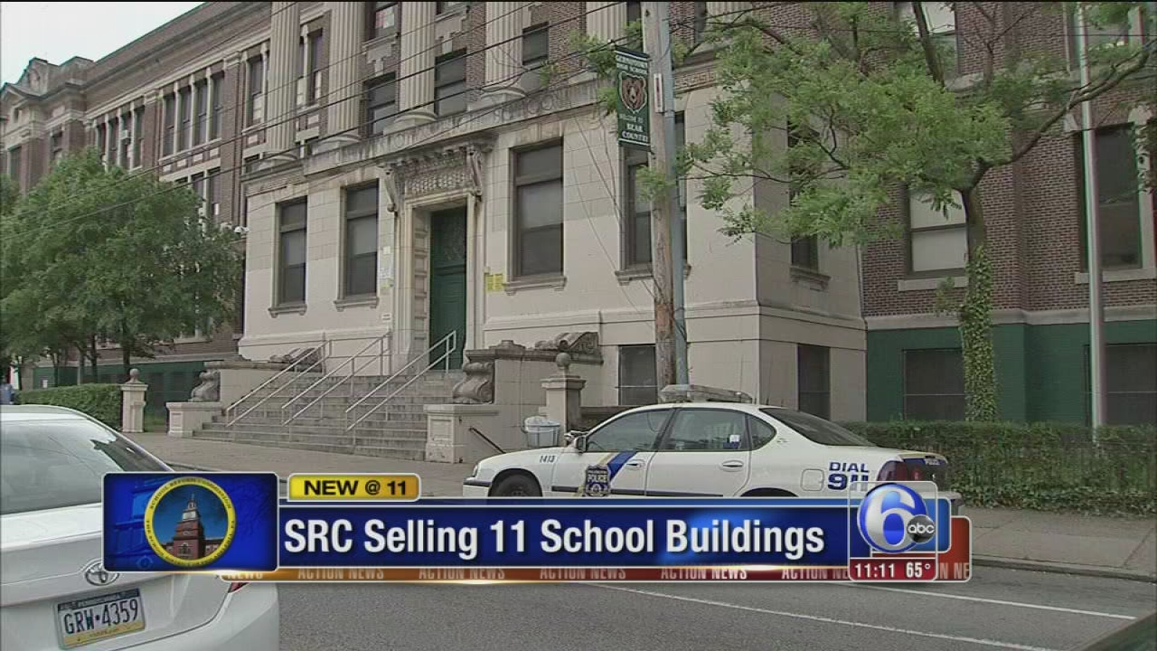 VIDEO: Philly SRC agrees to sell 11 closed school buildings