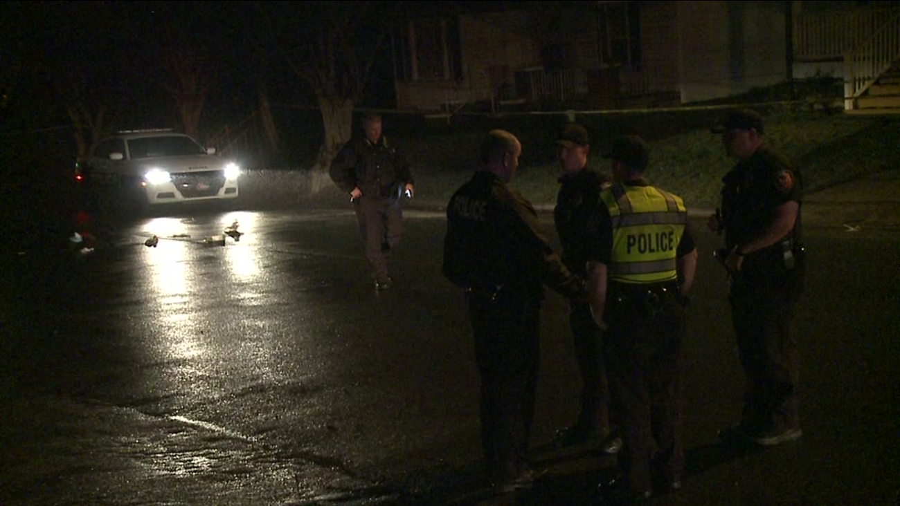 A woman was severely injured in a Durham hit and run Wednesday night.