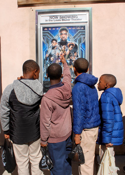"<div class=""meta image-caption""><div class=""origin-logo origin-image none""><span>none</span></div><span class=""caption-text"">A group of Philadelphia students got the opportunity to see a free screening of the Marvel hit film 'Black Panther.'</span></div>"