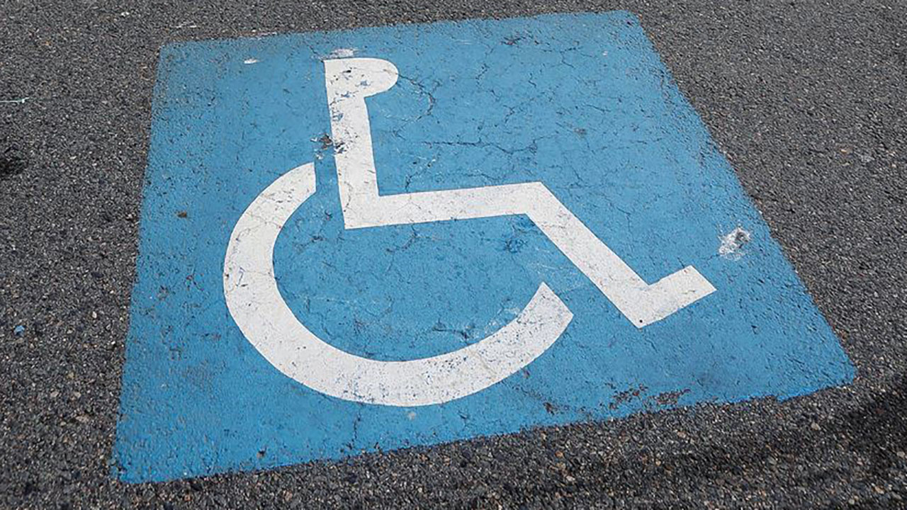 Handicapped parking, accessible parking generic