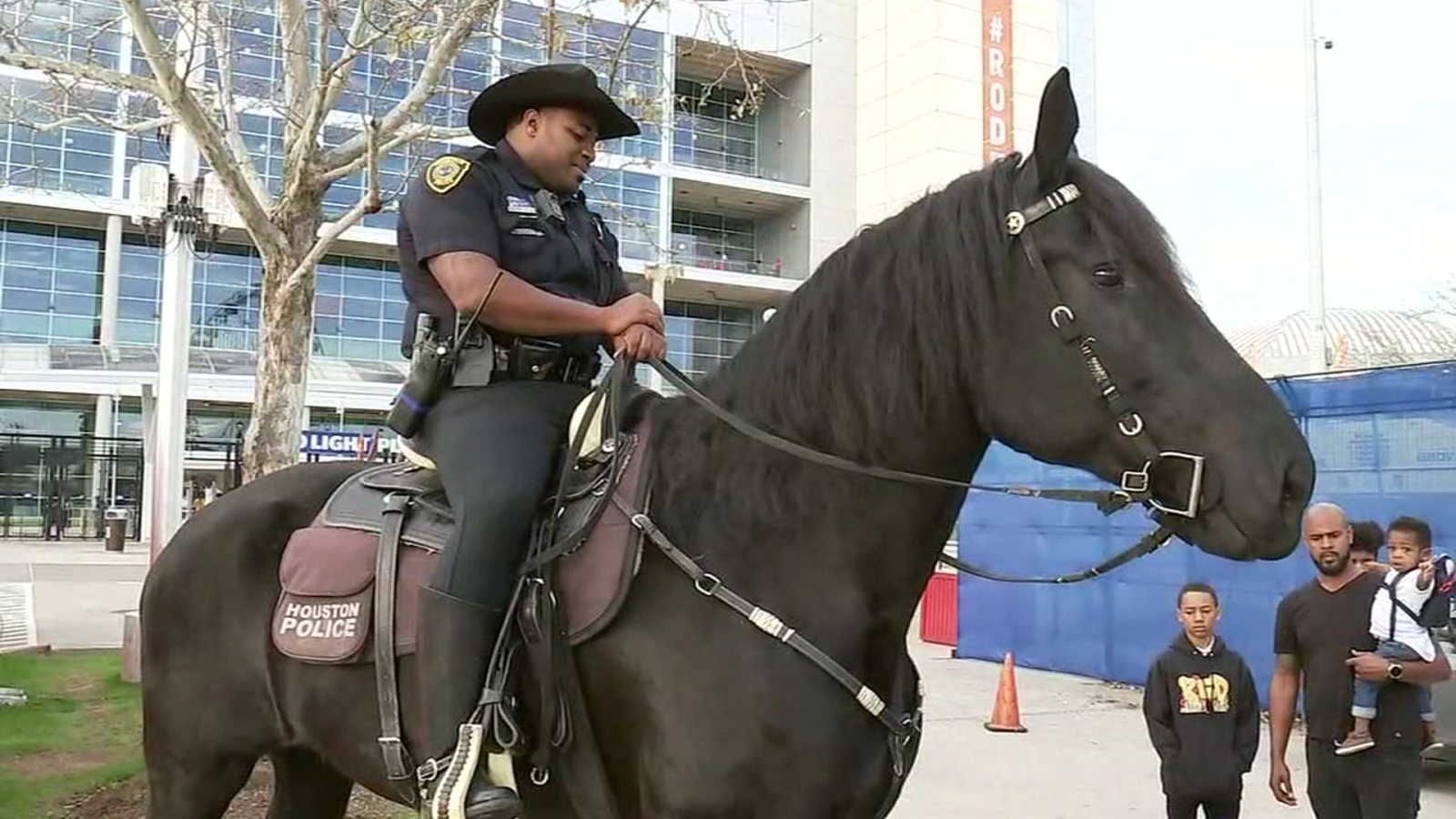 Security Increased At Houston Livestock Show Amp Rodeo