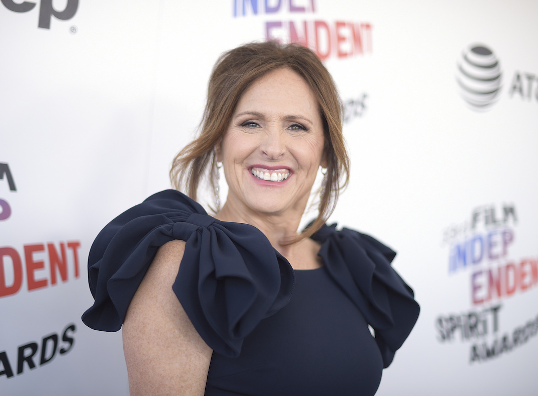 "<div class=""meta image-caption""><div class=""origin-logo origin-image ap""><span>AP</span></div><span class=""caption-text"">Molly Shannon arrives at the 33rd Film Independent Spirit Awards on Saturday, March 3, 2018, in Santa Monica, Calif. (Richard Shotwell/Invision/AP)</span></div>"