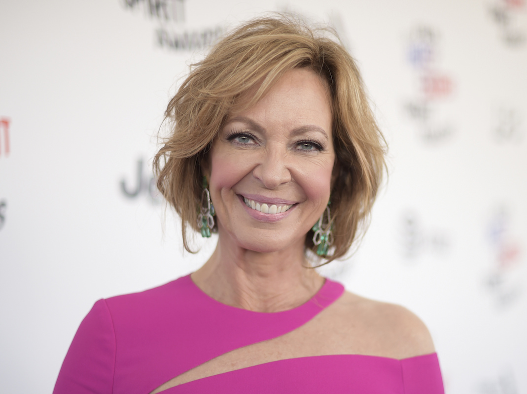 "<div class=""meta image-caption""><div class=""origin-logo origin-image ap""><span>AP</span></div><span class=""caption-text"">Allison Janney arrives at the 33rd Film Independent Spirit Awards on Saturday, March 3, 2018, in Santa Monica, Calif. (Richard Shotwell/Invision/AP)</span></div>"