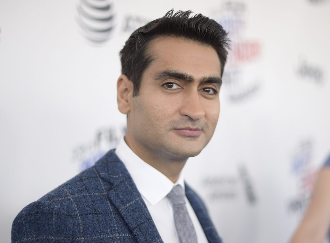 "<div class=""meta image-caption""><div class=""origin-logo origin-image ap""><span>AP</span></div><span class=""caption-text"">Kumail Nanjiani arrives at the 33rd Film Independent Spirit Awards on Saturday, March 3, 2018, in Santa Monica, Calif. (Richard Shotwell/Invision/AP)</span></div>"
