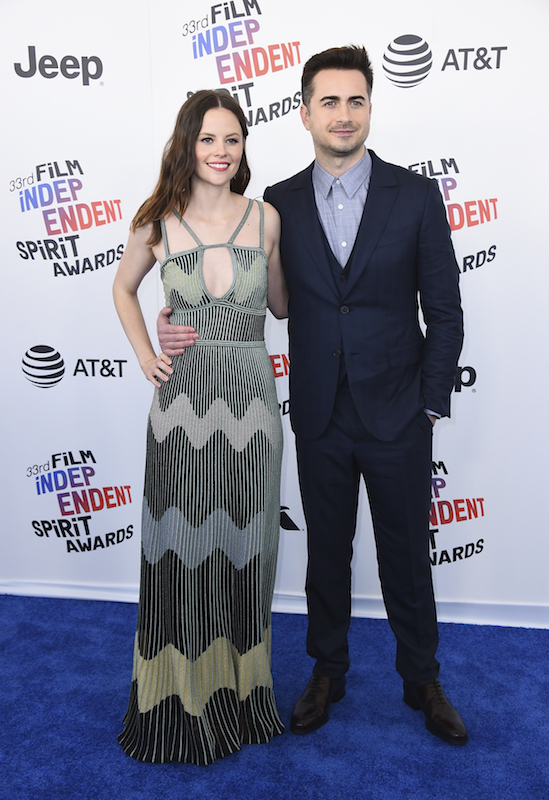 "<div class=""meta image-caption""><div class=""origin-logo origin-image ap""><span>AP</span></div><span class=""caption-text"">Sarah Ramos, left, and Matt Spicer arrive at the 33rd Film Independent Spirit Awards on Saturday, March 3, 2018, in Santa Monica, Calif. (Jordan Strauss/Invision/AP)</span></div>"