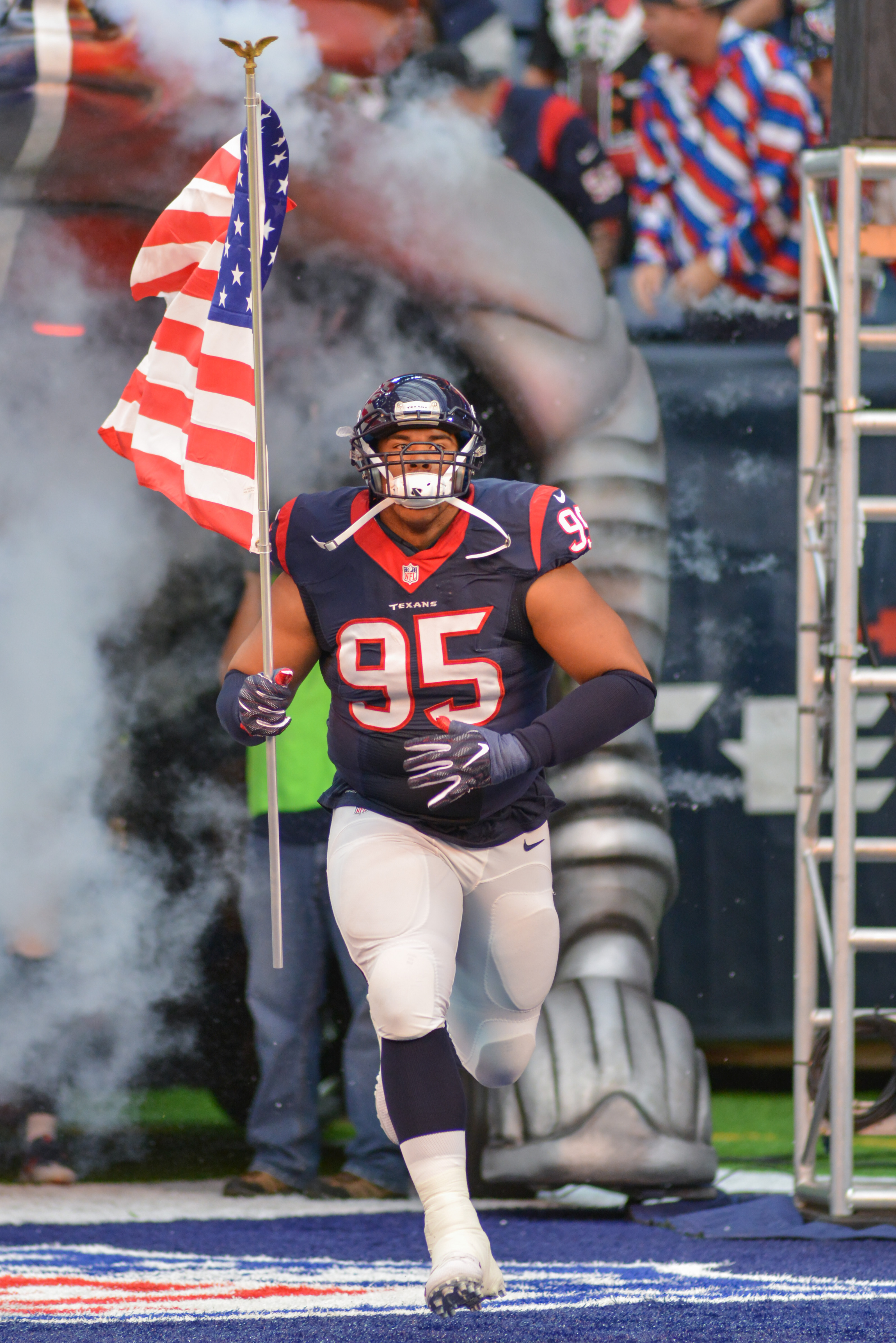 <div class='meta'><div class='origin-logo' data-origin='KTRK'></div><span class='caption-text' data-credit='Photo by Michelle Watson/CatchLi'>Houston Texans win over the Detroit Lions in a Salute to Service game honoring the armed forces at NRG Stadium.</span></div>