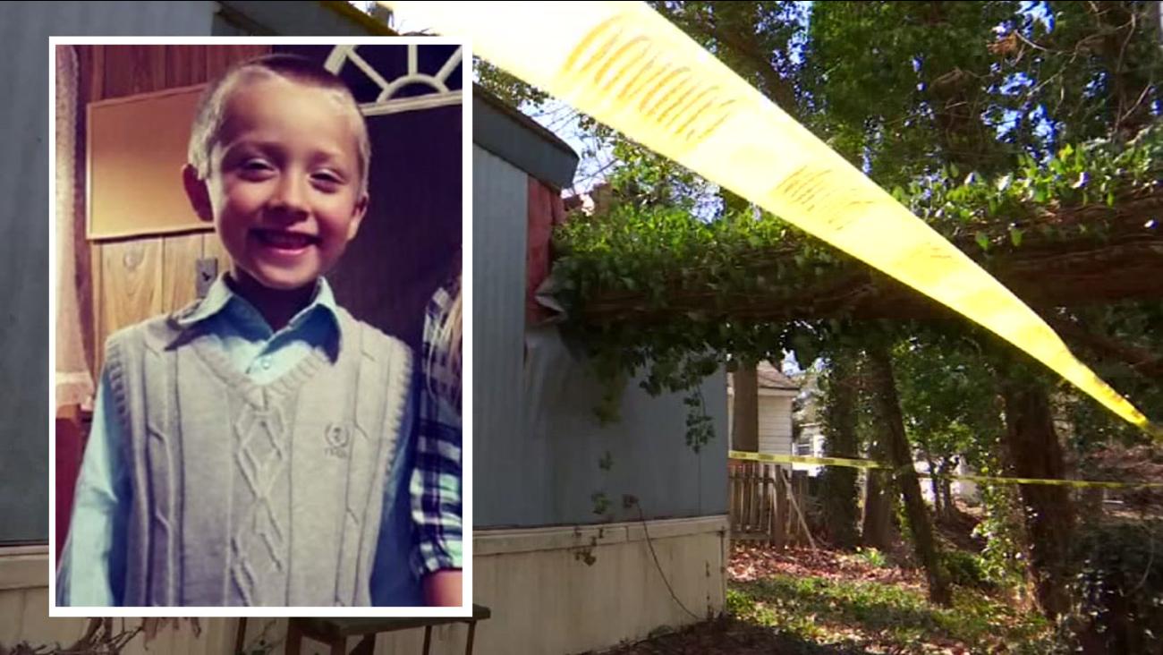 Falling Tree Kills 6 Year Old Boy While Sleeping In Virginia Mobile
