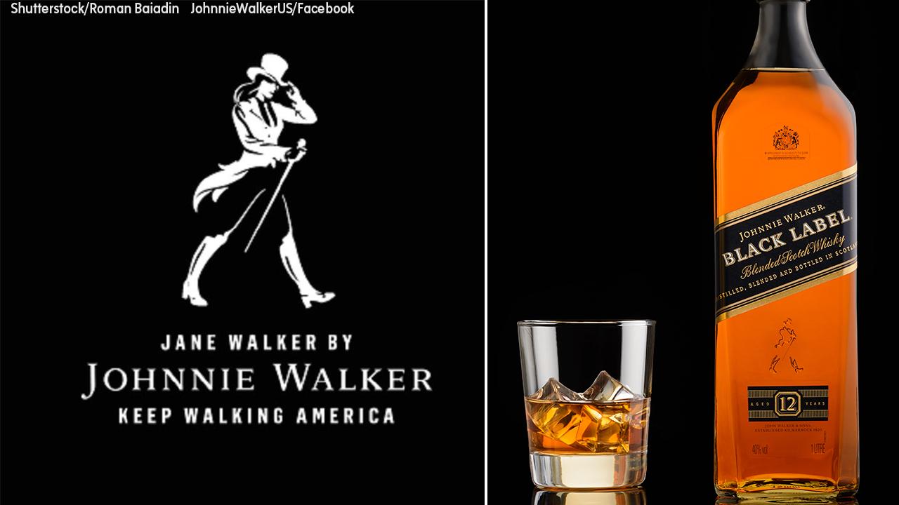 johnnie walker black label 12 years old the jane walker edition
