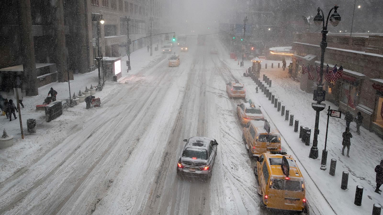 Nj Transit Lirr Metro North Mta Travel Information For New York Area Snowstorm Abc7 New York