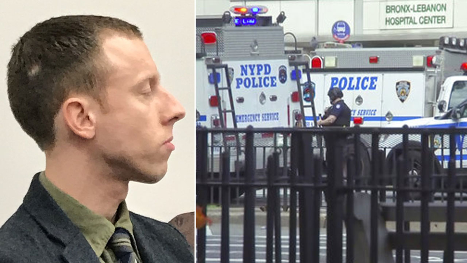 Medical Resident Sues Bronx Lebanon Hospital For 2017 Shooting Rampage Abc7 New York