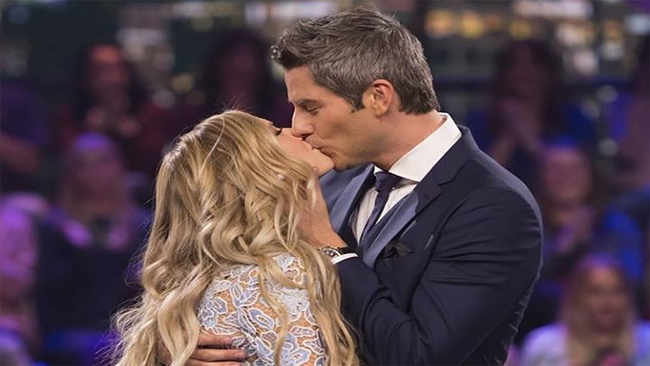 The Bachelor' Arie Luyendyk Jr...
