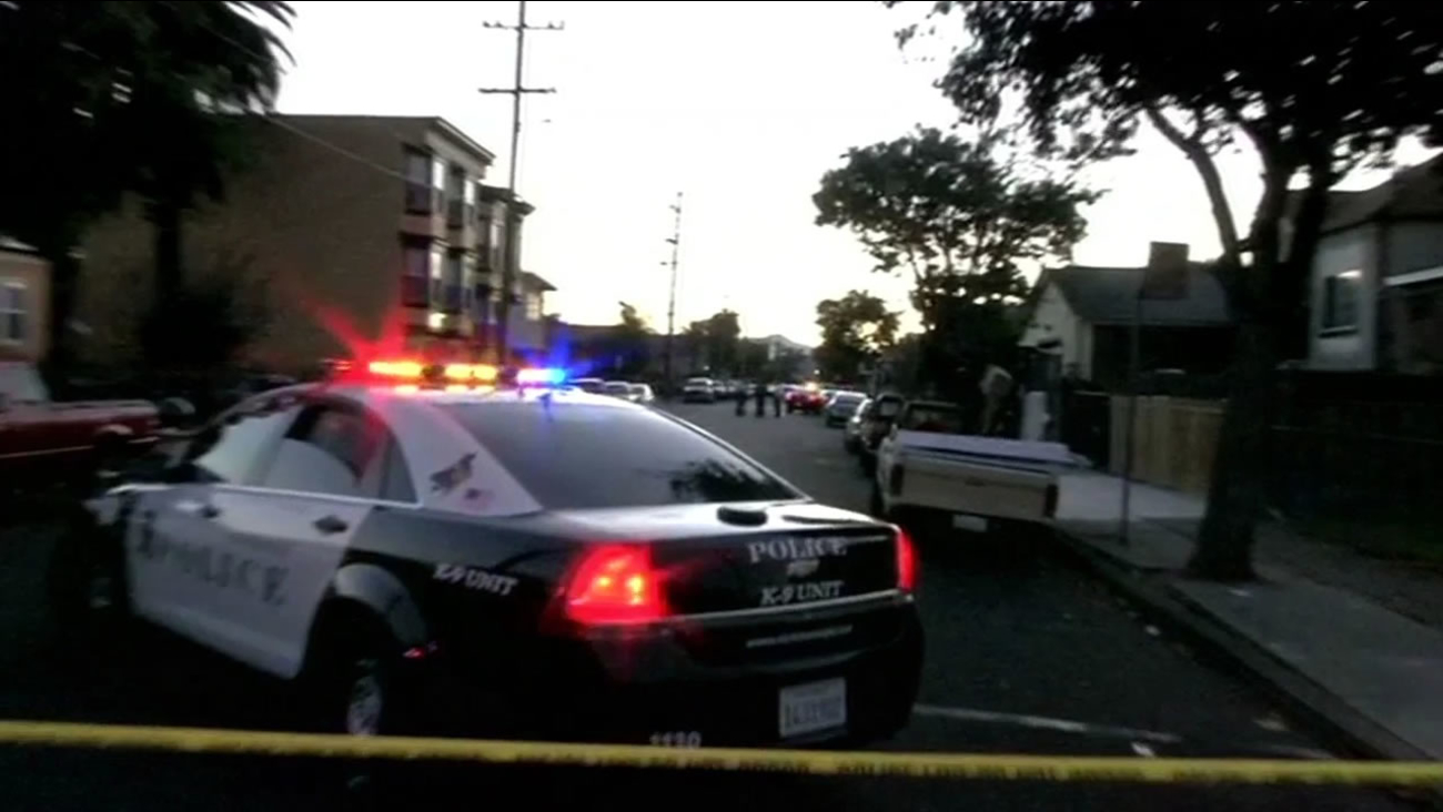 Two men fatally shot in Richmond's Iron Triangle on Saturday evening have been identified