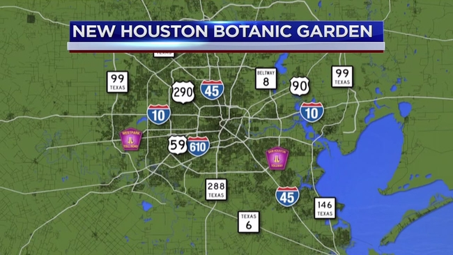 Houston to begin Botanic Garden construction | abc13.com