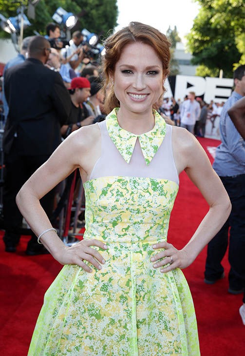 "<div class=""meta image-caption""><div class=""origin-logo origin-image none""><span>none</span></div><span class=""caption-text"">Ellie Kemper -- Princeton University (AP Photo)</span></div>"