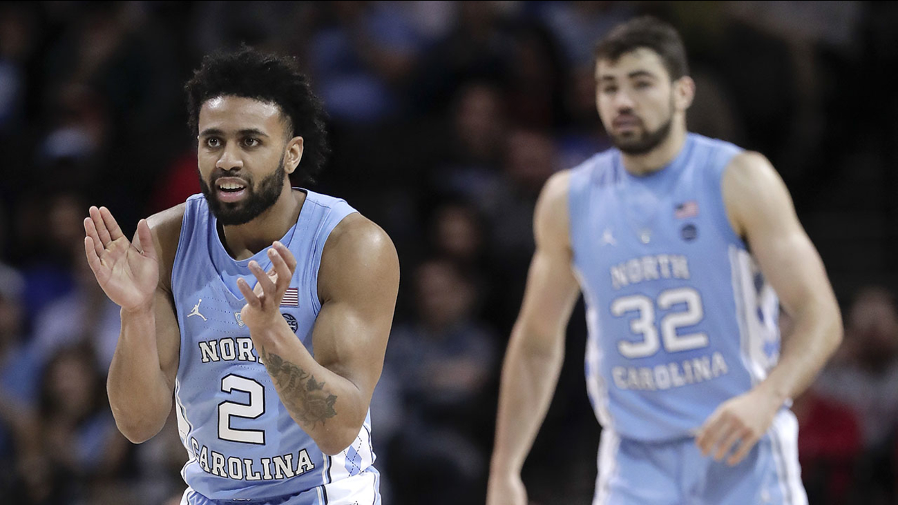 Joel Berry II and the Tar Heels advanced to the ACC championship game Friday night.