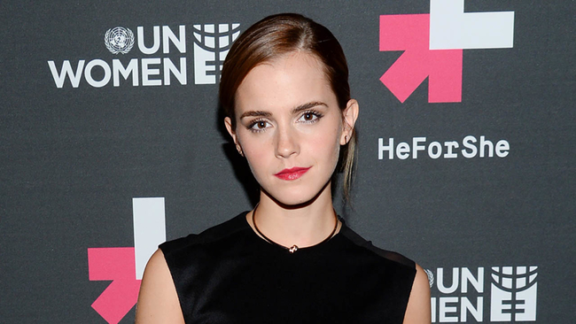 harry potter actress emma watson takes on feminism and gender