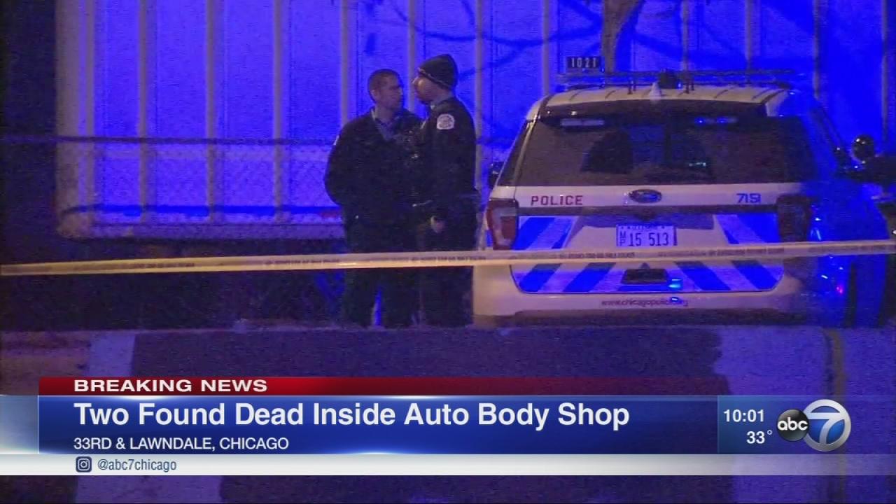 Village Auto Body >> 2 Found Dead Inside Little Village Auto Body Shop