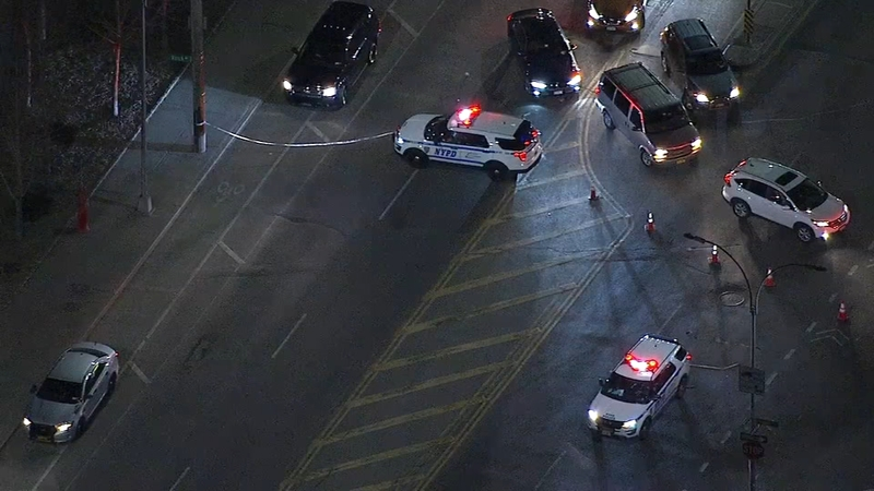 Pedestrian fatally struck in hit-and-run crash in Brooklyn