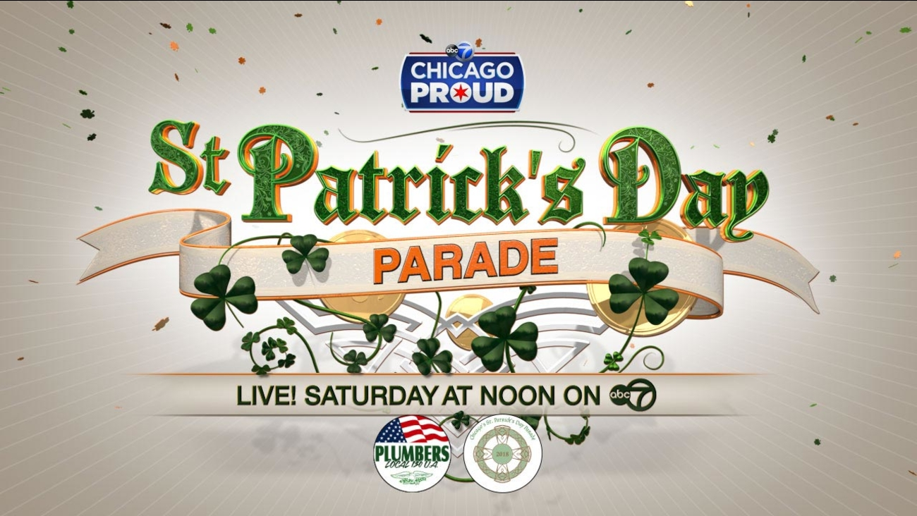 2018 Chicago St Patricks Day Parade