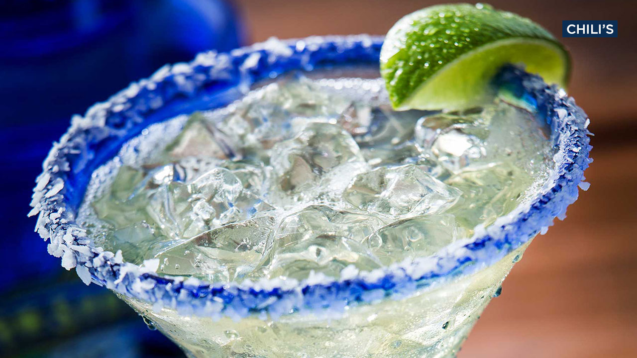 File photo of a Chili's Presidente Margarita.