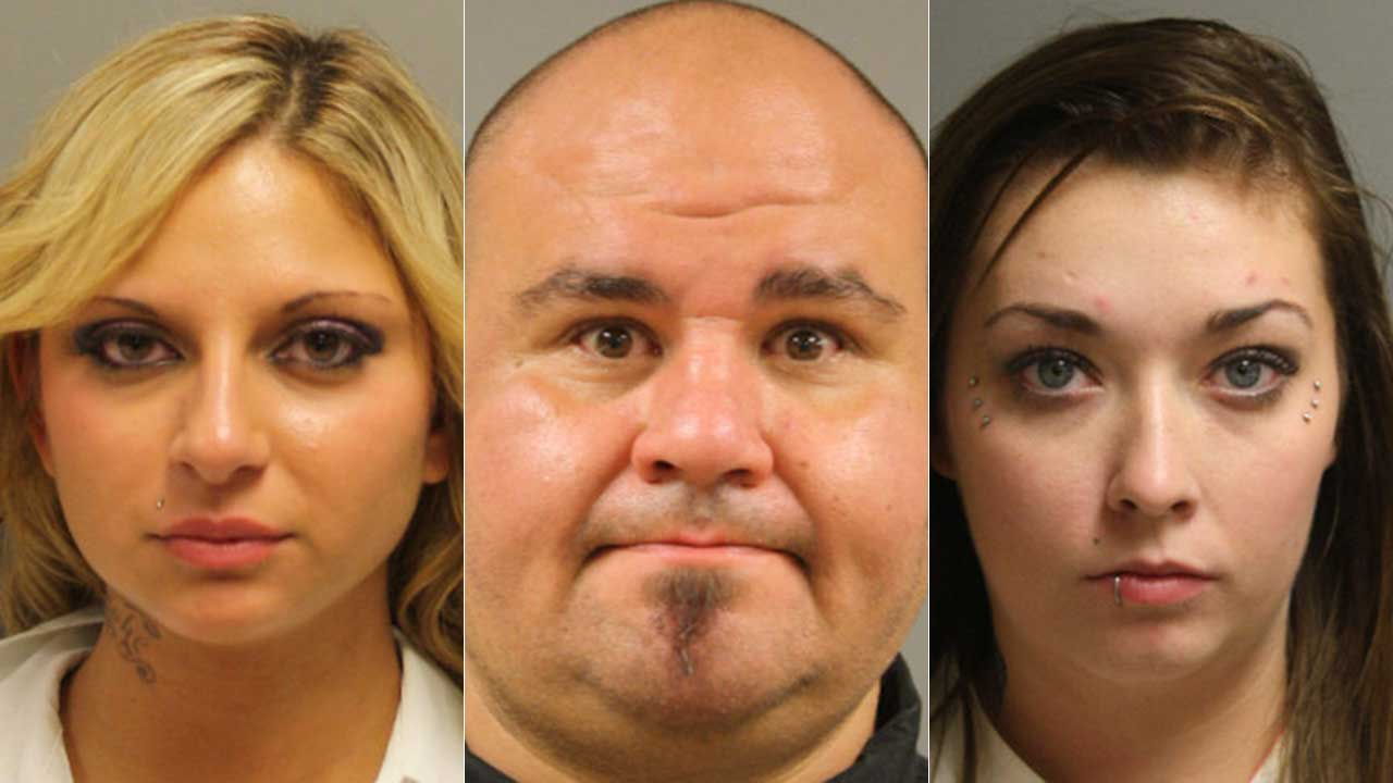 texas Strip club arrest