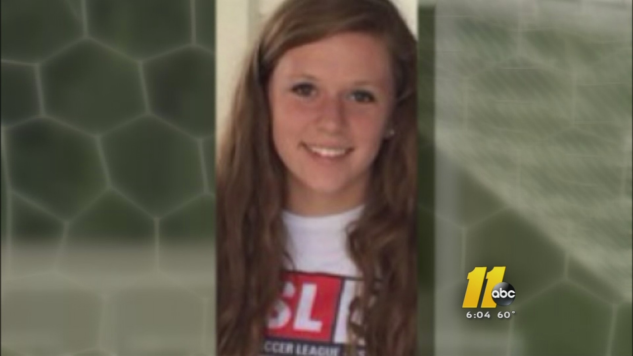 Teen in Cary accident dies Laura Yost