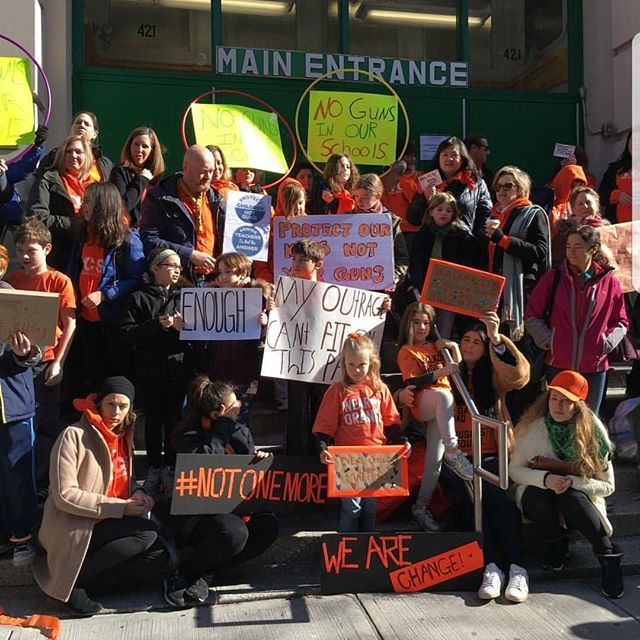 "<div class=""meta image-caption""><div class=""origin-logo origin-image wabc""><span>wabc</span></div><span class=""caption-text"">Students protest during the #ENOUGH National School Walkout in New York City. (efarrelltalbot/Instagram)</span></div>"