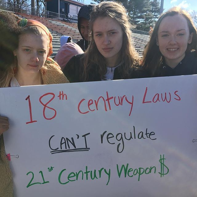 <div class='meta'><div class='origin-logo' data-origin='Creative Content'></div><span class='caption-text' data-credit='rlenard43/Instagram'>Students protest during the #ENOUGH National School Walkout in Virginia.</span></div>