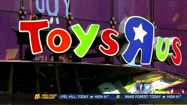 Toys R Us Returns New Owners Looking To Bring Back Stores