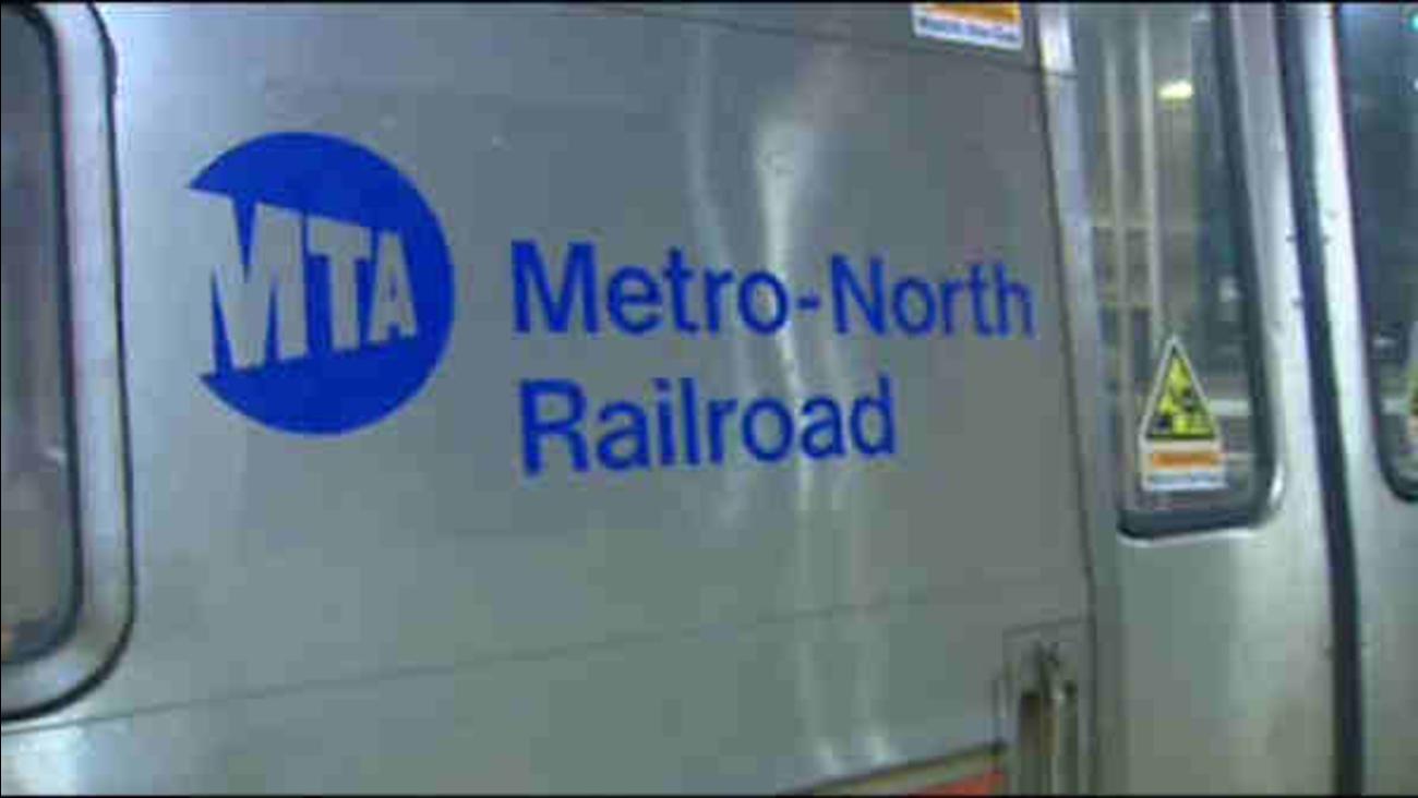 metronorth penn station