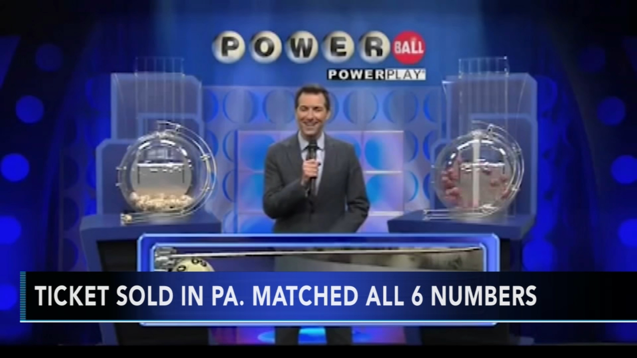 456m Powerball Ticket Sold In Manheim Lancaster County 6abc Com