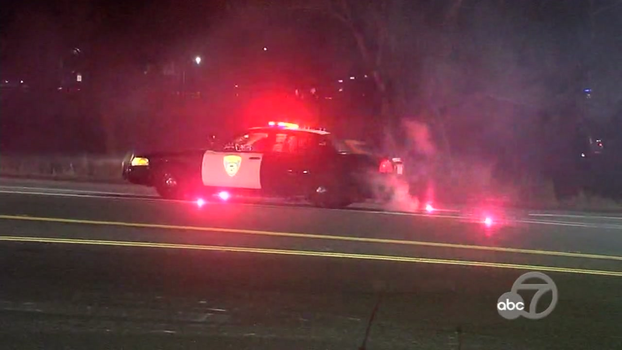 Woman Young Girl Hurt In I 80 Road Rage Shooting Near Hercules Abc7news Com