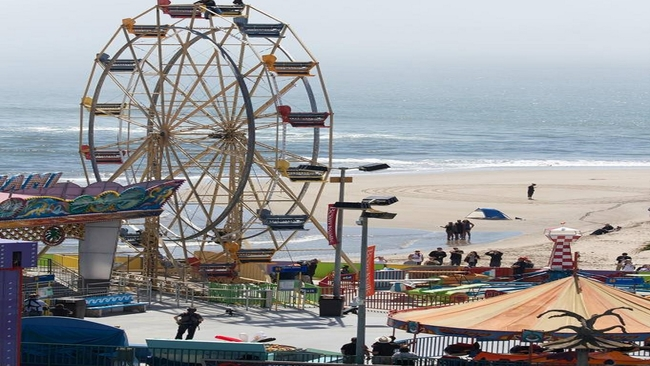 Santa Cruz Beach Boardwalk Closes Ferris Wheel After Nearly 60 Years Of Thrills Abc7news