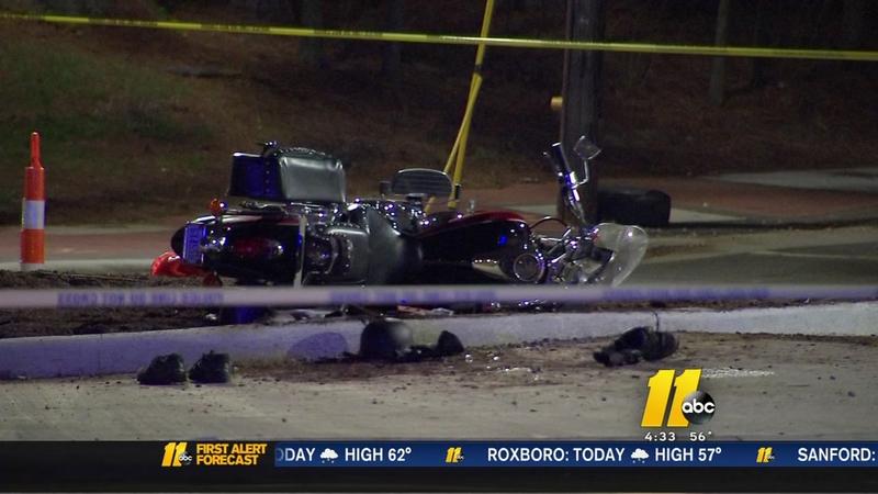 2 seriously injured in motorcycle crash near NC State