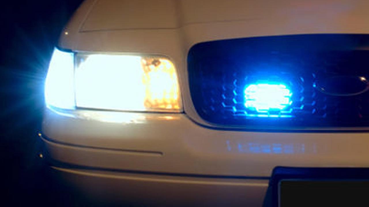 Blue light bandit