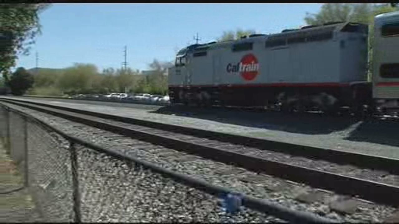 New camera system on Caltrain tracks in Palo Alto could help deter suicides