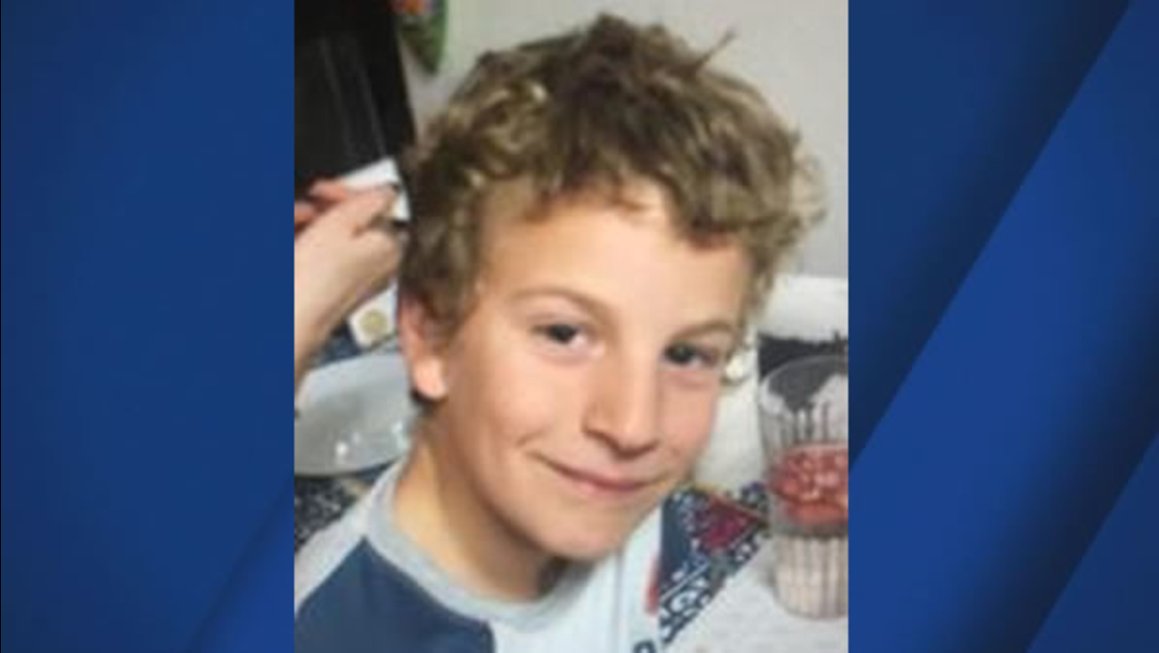 Missing 8-year-old Duncaan Burdick is pictured in this undated photo provided by the Berkeley Police Department.