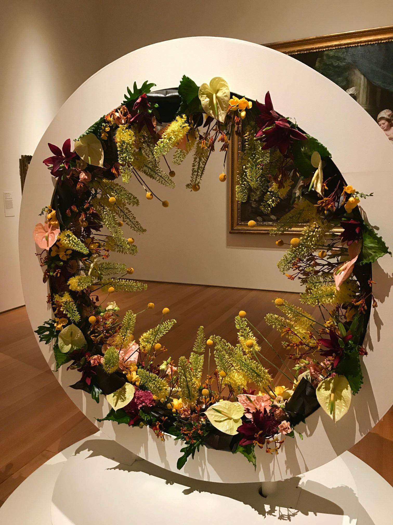 <div class='meta'><div class='origin-logo' data-origin='WTVD'></div><span class='caption-text' data-credit='Caroline F. Welch'>The Art in Bloom event celebrates the start of spring.</span></div>