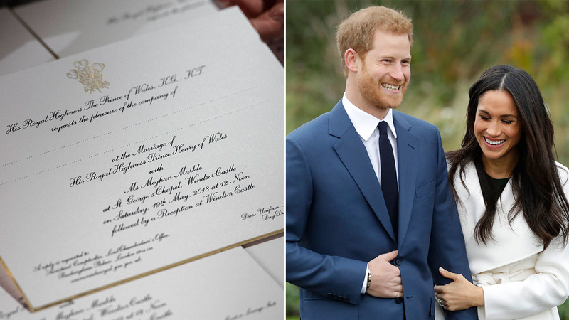 Royal Wedding Photos 2018.Set Your Alarm Clocks More Royal Wedding Details