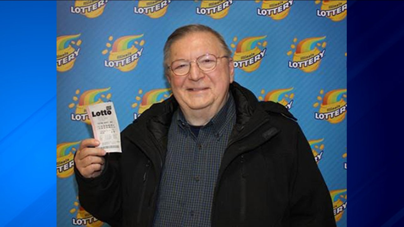 Forest Park retiree wins $4 25M in Illinois Lottery