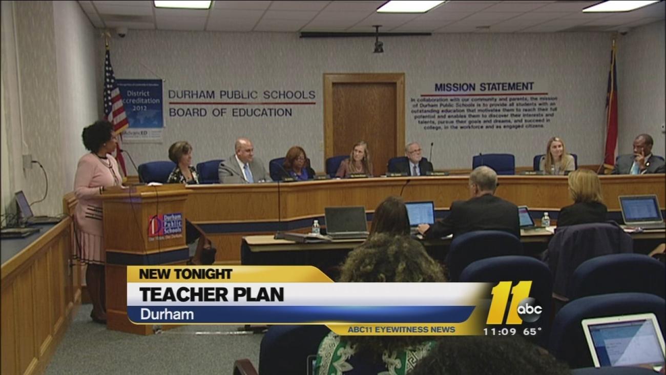 Durham Public Schools Hopes To Retain Teachers Principals With