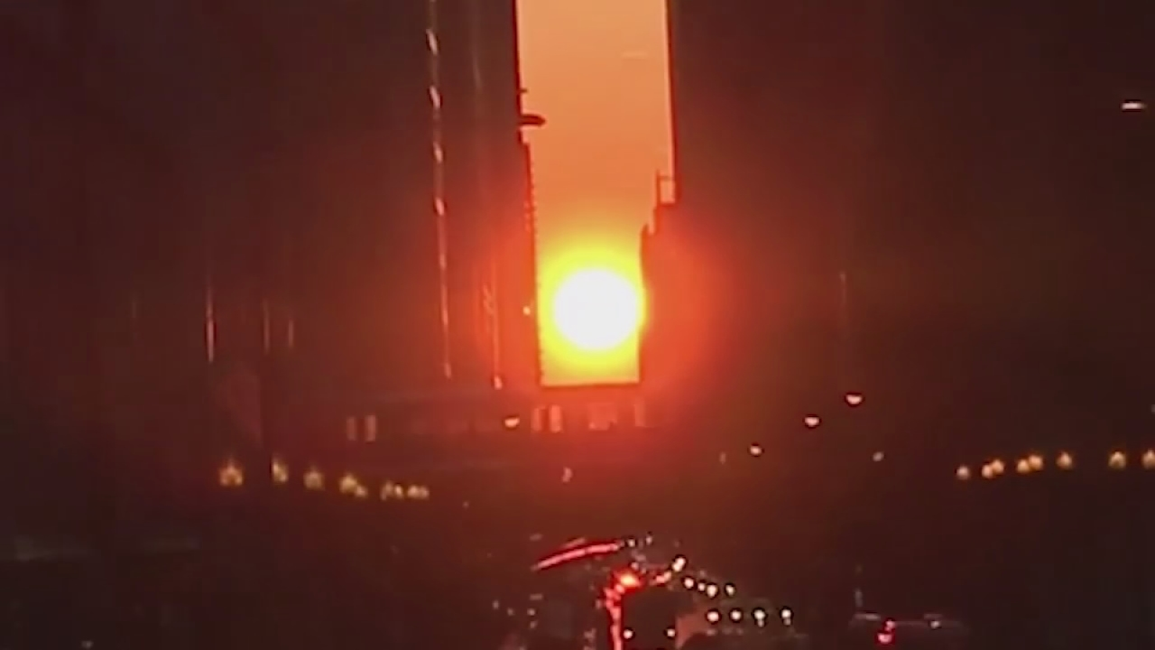'Chicagohenge:' What it is and how you can see it