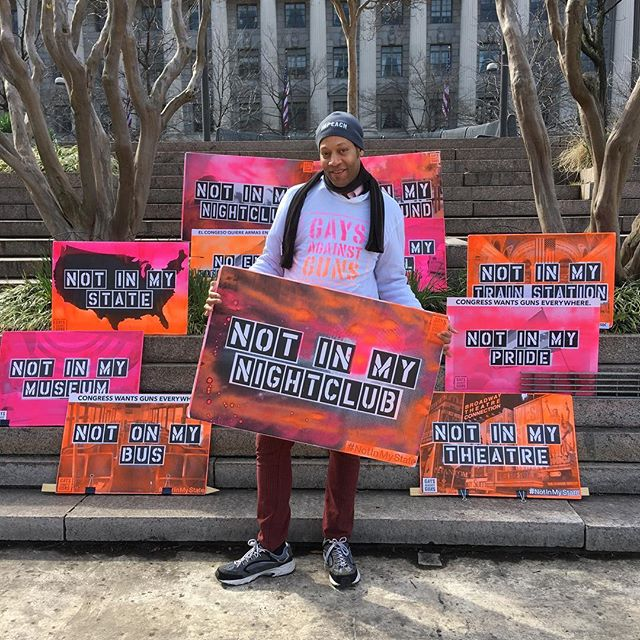 <div class='meta'><div class='origin-logo' data-origin='none'></div><span class='caption-text' data-credit='stylistofthelambs/Instagram'>See the signs demonstrators are carrying at March for Our Lives events around the country.</span></div>