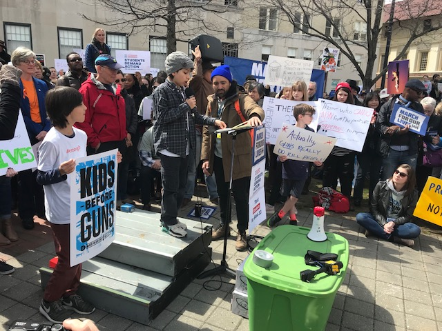 <div class='meta'><div class='origin-logo' data-origin='WTVD'></div><span class='caption-text' data-credit='Jeff Janca'>March for Our Lives Durham</span></div>