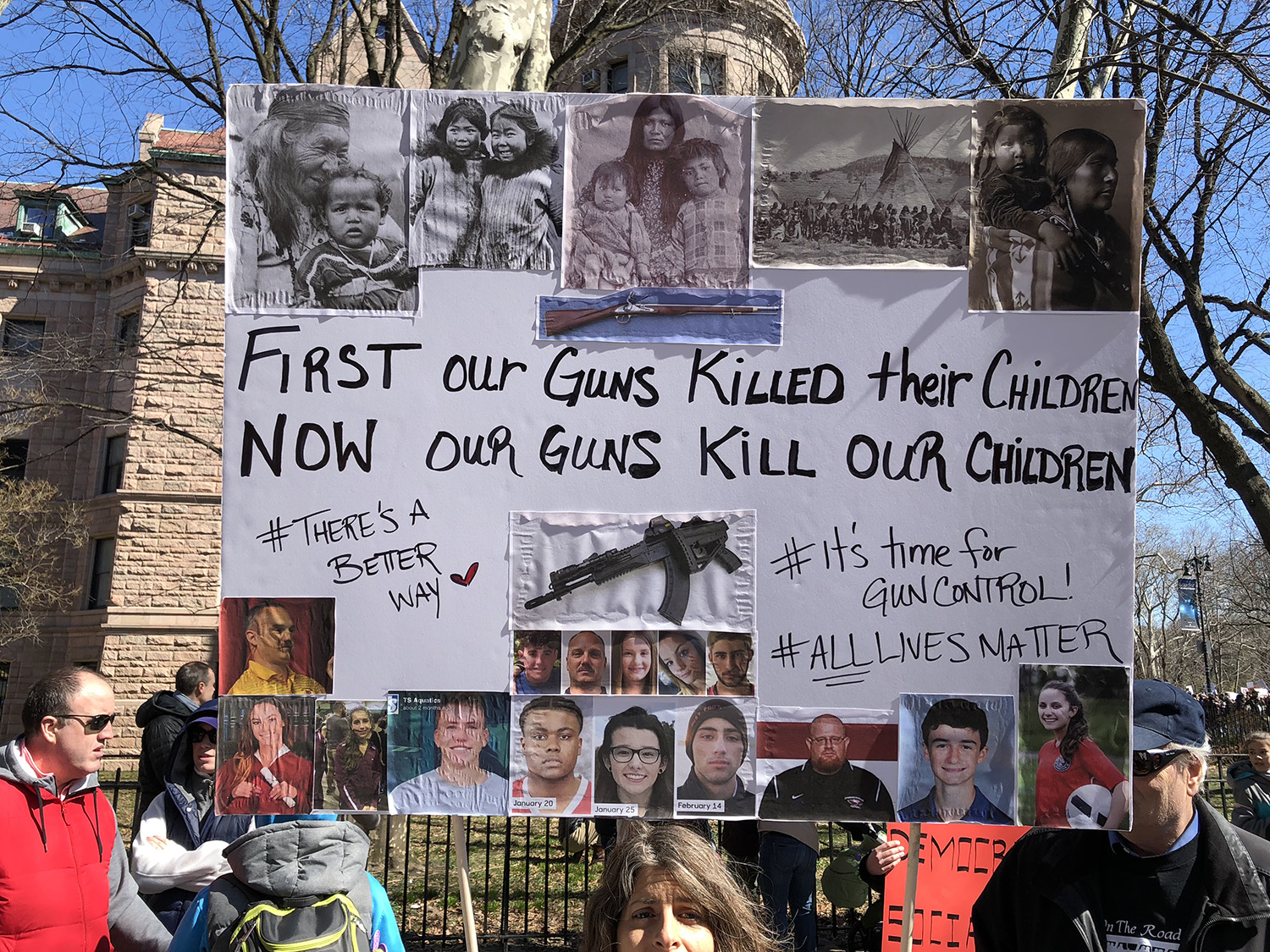 "<div class=""meta image-caption""><div class=""origin-logo origin-image none""><span>none</span></div><span class=""caption-text"">Thousands gathered on the Upper West Side to protest and march for gun control.</span></div>"