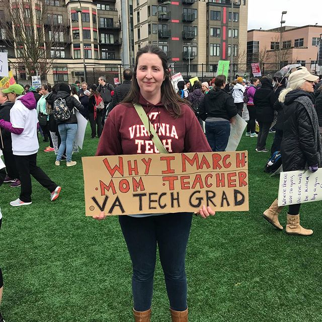 "<div class=""meta image-caption""><div class=""origin-logo origin-image none""><span>none</span></div><span class=""caption-text"">See the signs demonstrators are carrying at March for Our Lives events around the country. (marieann514/Instagram)</span></div>"