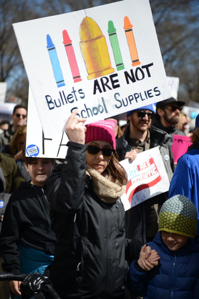 <div class='meta'><div class='origin-logo' data-origin='ABCNews'></div><span class='caption-text' data-credit=''>See the signs demonstrators are carrying at March for Our Lives events around the country.</span></div>
