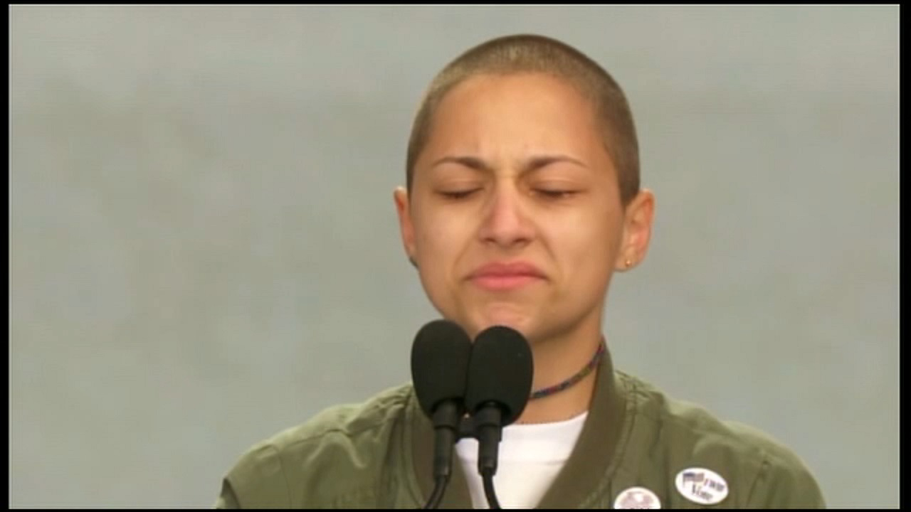 Emma Gonzalez\u0027s full speech at \u0027March for Our Lives\u0027