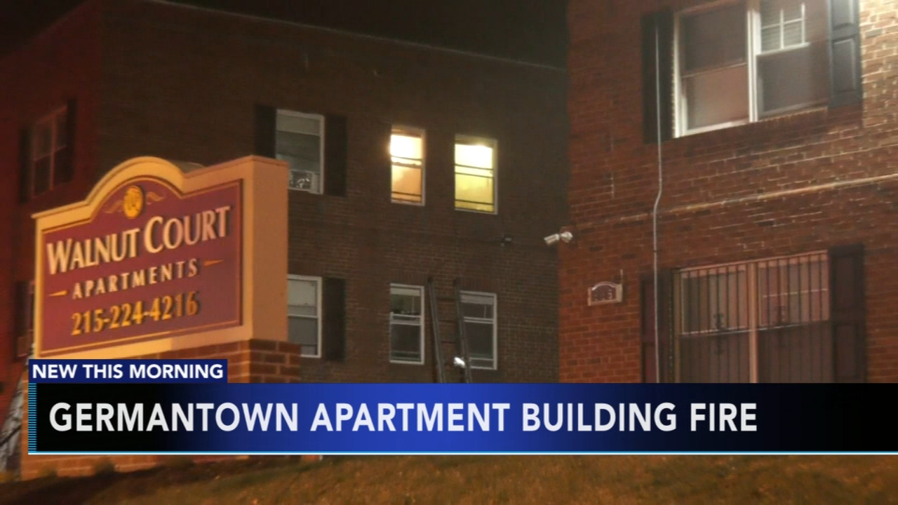 fire forces residents to evacuate germantown apartments