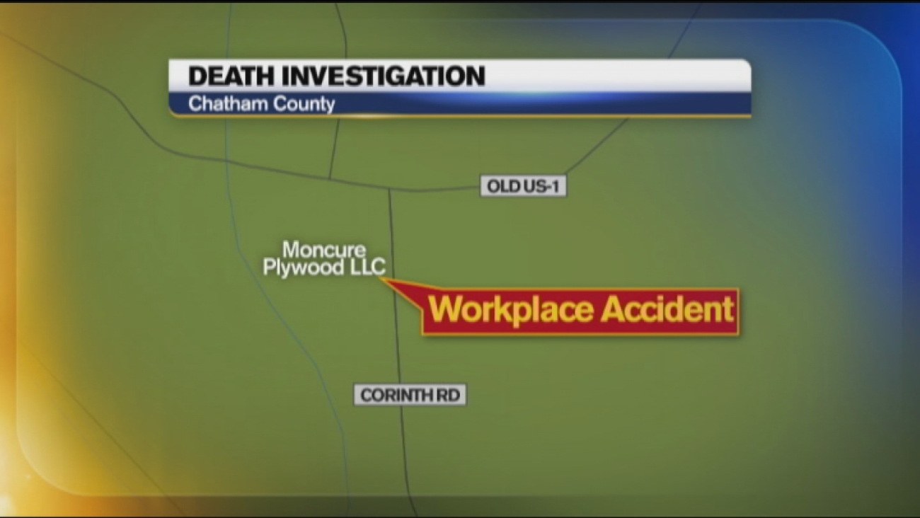 Workplace death investigation map